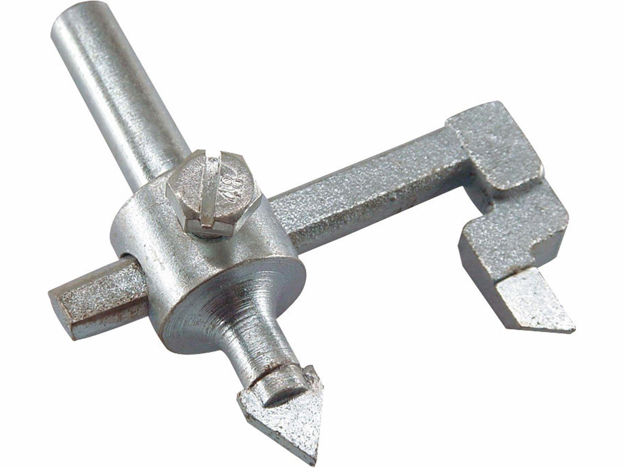 Řezač otvorů do kachliček, O 20-90mm, uchycení do vrtačky, EXTOL CRAFT