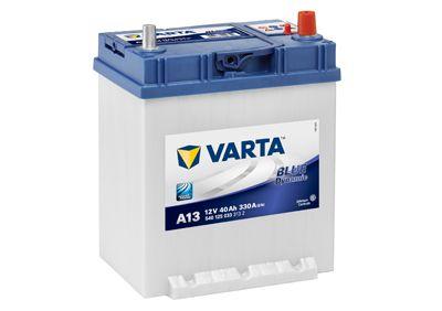 Baterie Varta Blue Dynamic 12V 40Ah 330A, 5401250333132, VARTA