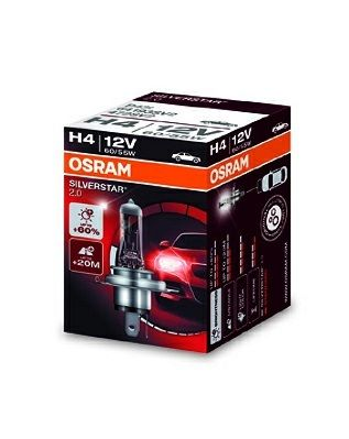 Žárovka OSRAM H4 12V 60/55 W P43t, 64193SV2