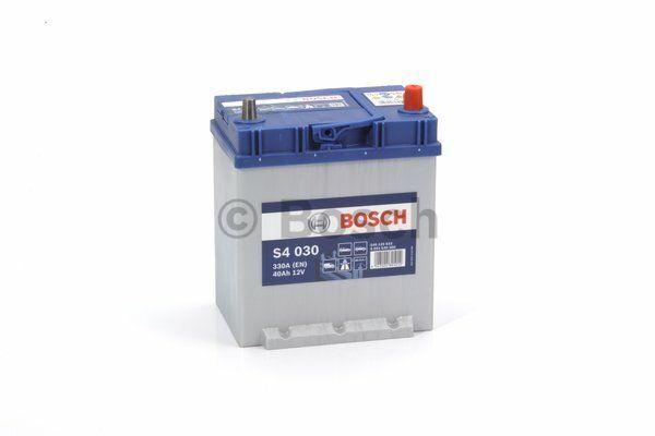 Baterie Bosch S4 12V 40Ah 0092S40300, BOSCH