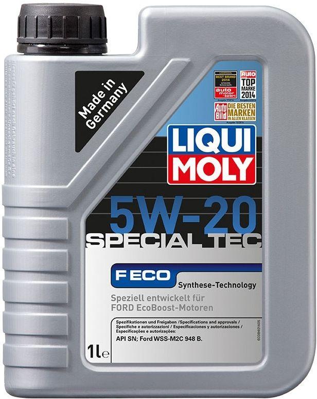 Motorový olej Liqui Moly Special TEC F ECO 5W20 1L LIQUI-MOLY