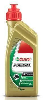Motocyklový olej Castrol POWER1 1L 15W50