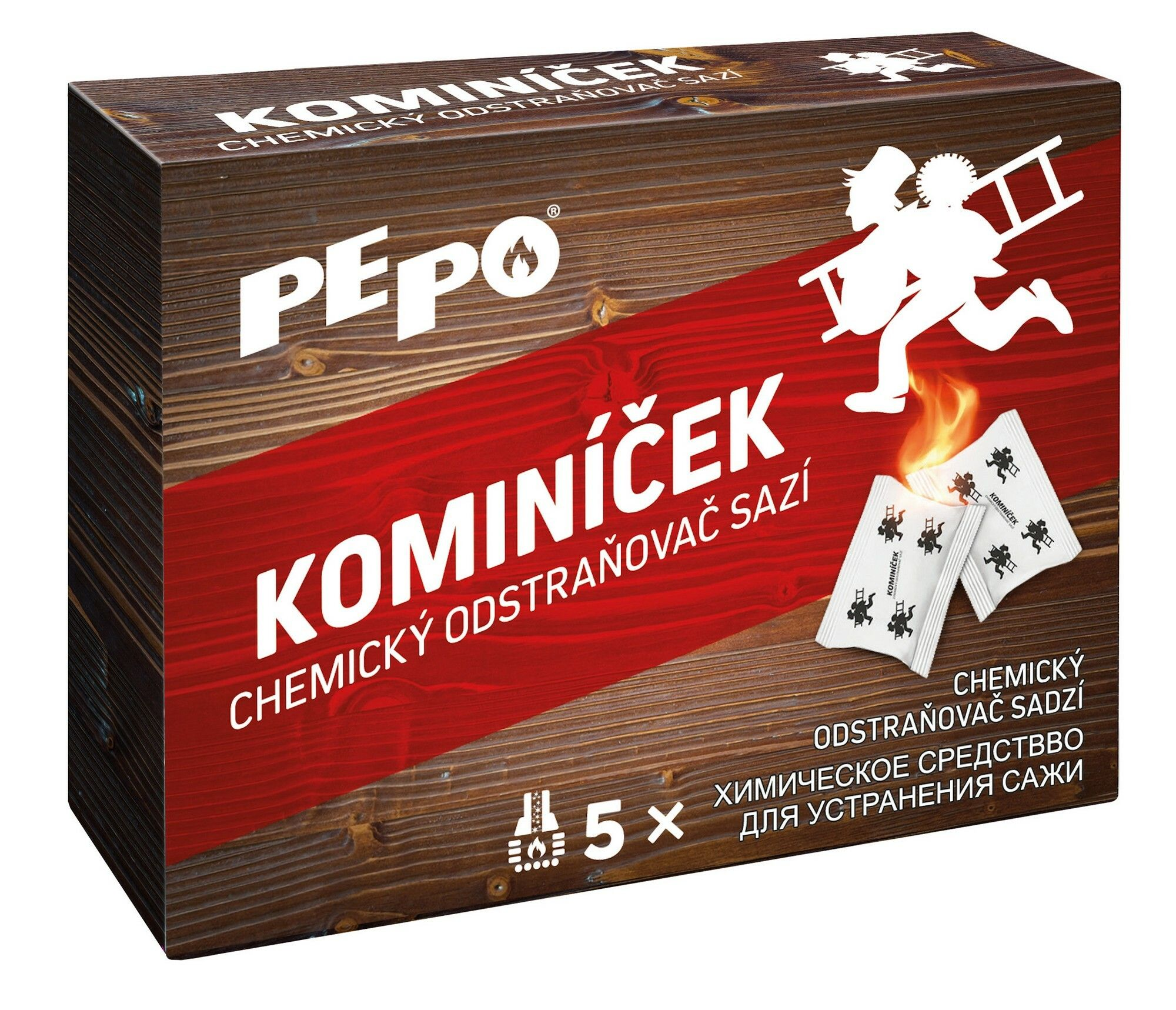 PE-PO kominíček PEPO