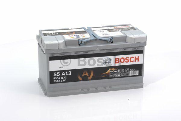 Baterie Bosch S5A 12V 95Ah 0092S5A130, BOSCH