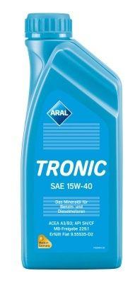 Motorový olej Aral Tronic 15W40 1L