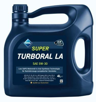 Motorový olej Aral SuperTurboral LA 5W30 4L