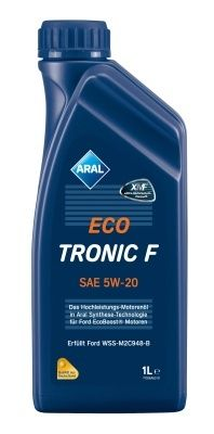 Motorový olej Aral EcoTronic F 5W20 1L