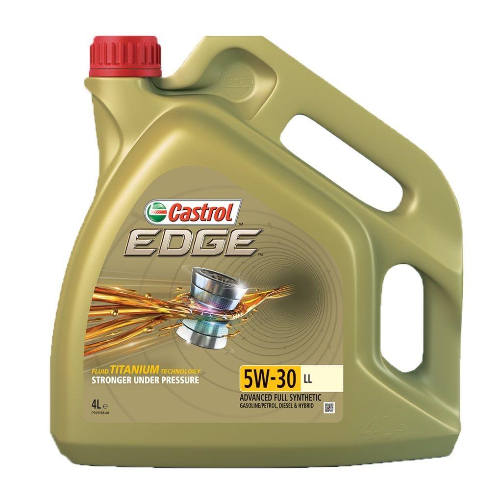 Motorový olej EDGE 5W30 TITANIUM LL 5L CASTROL