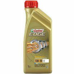 Motorový olej EDGE 1L 5W30 TITANIUM FST C3 CASTROL