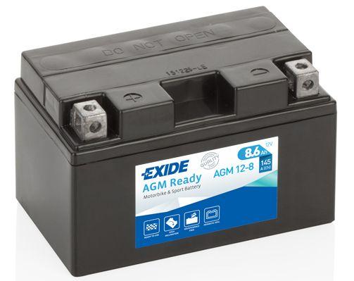 Baterie Exide 12V 8,6 Ah AGM12-8, EXIDE