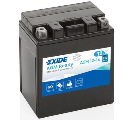 Baterie Exide 12V 14Ah AGM12-14, EXIDE