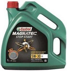 Motorový olej Castrol MAGNATEC STOP-START 5W30 C2 5L