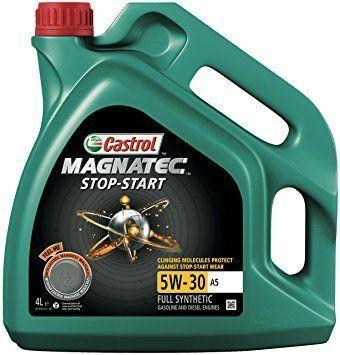 Motorový olej Castrol MAGNATEC STOP-START 5W30 A5 5L
