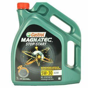 Motorový olej Castrol MAGNATEC STOP-START 5W30 A3/B4 5L
