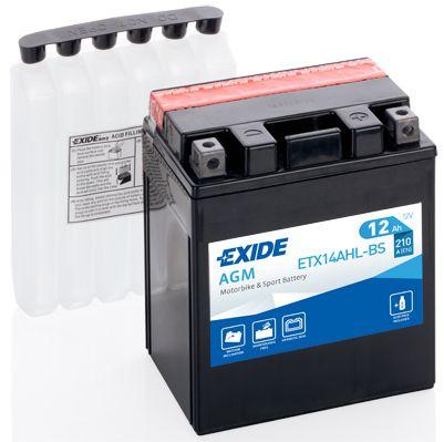 Baterie Exide 12V 12Ah ETX14AHL-BS, EXIDE