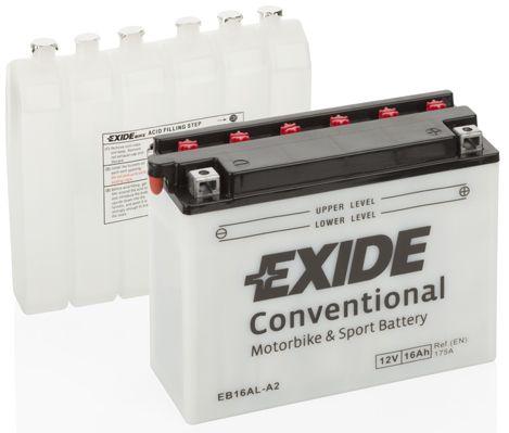 Baterie Exide 12V 16Ah EB16AL-A2, EXIDE