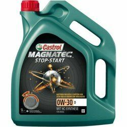 Motorový olej Castrol MAGNATEC STOP-START 0W30 D 4L