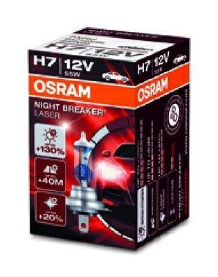 OSRAM H7 12V 55 W PX26d, 64210NBL