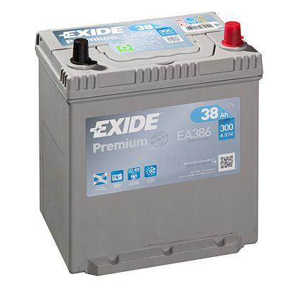 Baterie Exide 12V 38Ah EA386, EXIDE