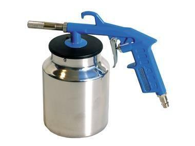 Pískovací pistole s 1 l hlin. nádobkou, PROFI AIR