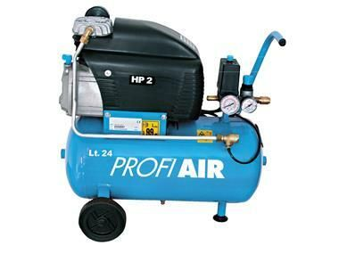 Kompresor 250824 1,5 kW 230 V, PROFI AIR