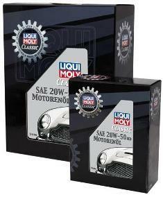 Motorový olej Liqui Moly CLASSIC 20W50 HD 5L