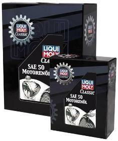 Motorový olej Liqui Moly CLASSIC SAE 50 5L