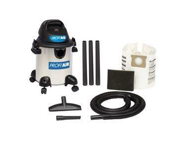 Vysavač na mokro/suché vysávání PA 200 INOX, Profi Air PROFI-AIR