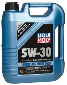 Motorový olej Liqui Moly Longtime High Tech 5W30 5L