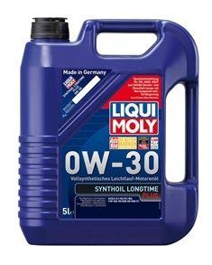 Motorový olej Liqui Moly Synthoil Longtime Plus 0W30 5L LIQUI-MOLY