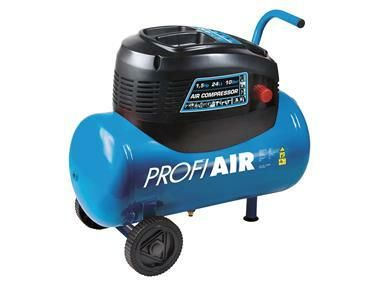Kompresor 210/10/24 1,1 kW 230 V, PROFI AIR
