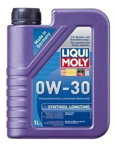 Motorový olej Liqui Moly Synthoil Longtime 0W30 1L LIQUI-MOLY