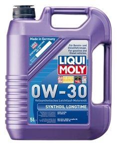 Motorový olej Liqui Moly Synthoil Longtime 0W30 5L LIQUI-MOLY