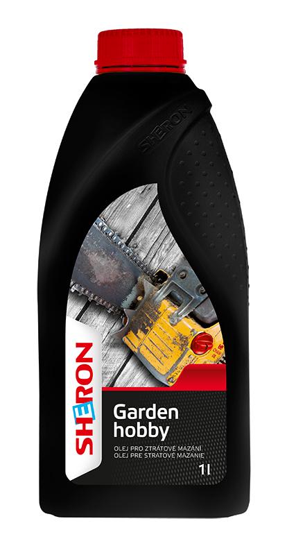 Garden Motorový Olej hobby 1 lt SHERON