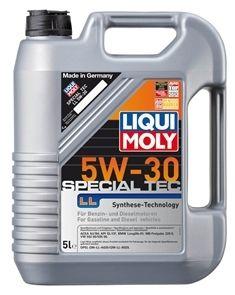 Motorový olej Liqui Moly Leichtlauf Special LL 5W30 5L