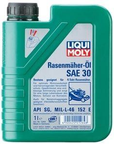 4T motorový olej Liqui Moly pro travní sekačky SAE 30 1L LIQUI-MOLY