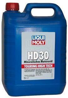Motorový olej Liqui Moly Touring High Tech HD 30 5L LIQUI-MOLY