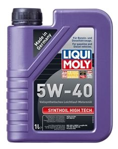 Motorový olej Liqui Moly Synthoil High Tech 5W40 1L