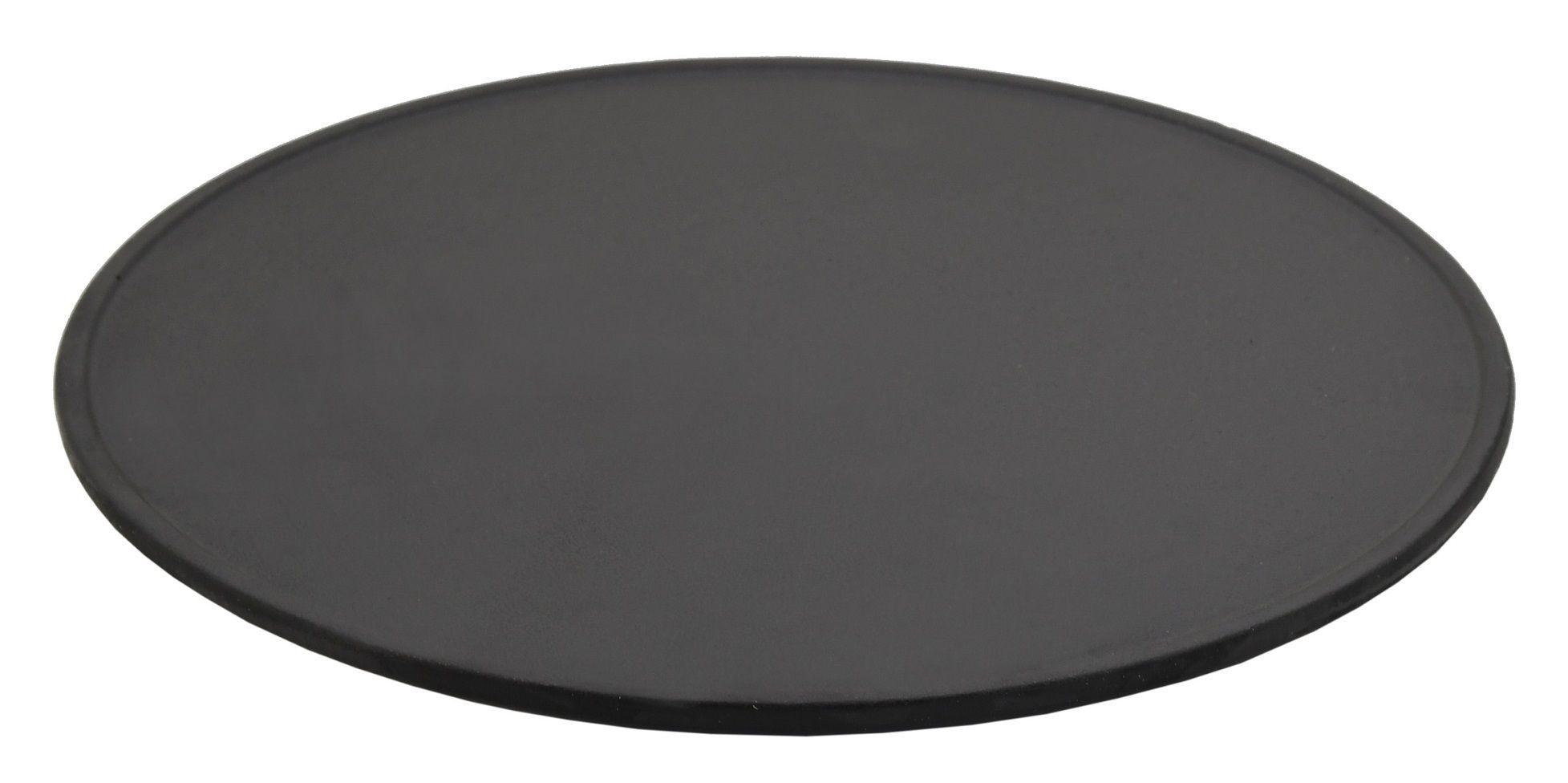 Grilovací plát kulatý LITINA (pro grily 13040,13043) CATTARA