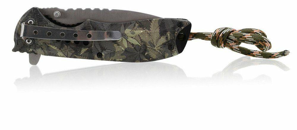 Nůž skládací CANA s pojistkou 21,6cm CATTARA