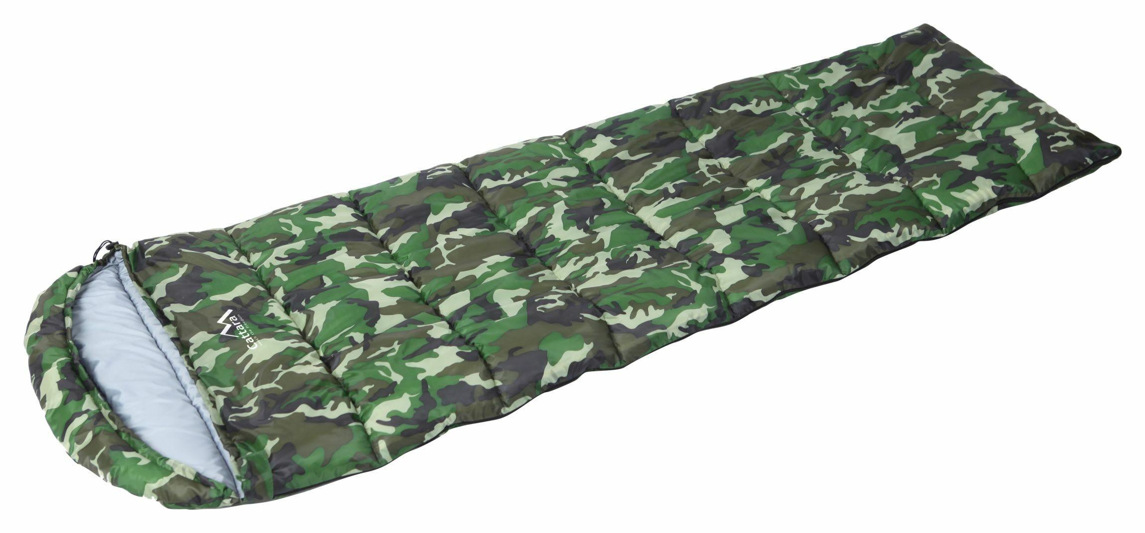 Spací pytel dekový ARMY 5°C CATTARA