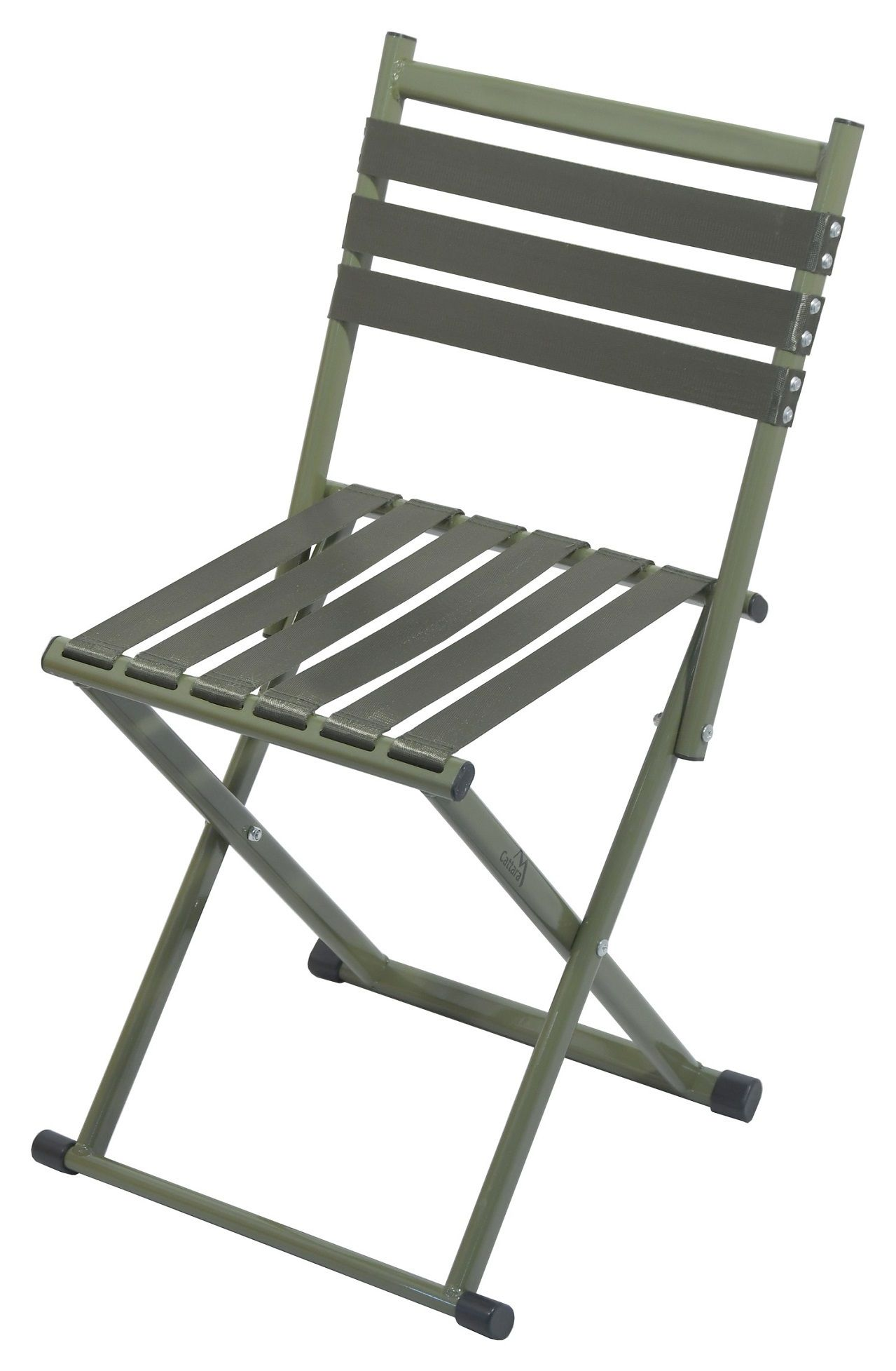 Židle kempingová skládací NATURE s opěradlem CATTARA 13437