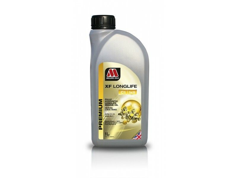 Millers Premium XF Longlife C1 5w30 1l MILLER OILS