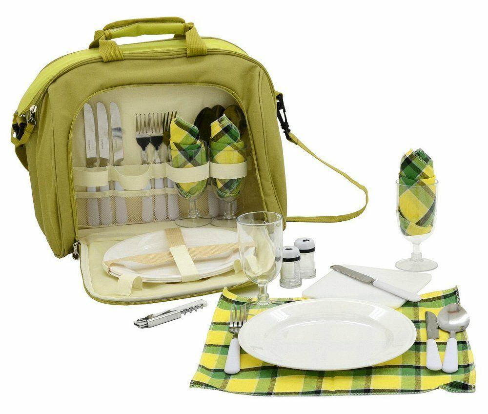 Cattara 13573 Pikniková taška pro 4 osoby