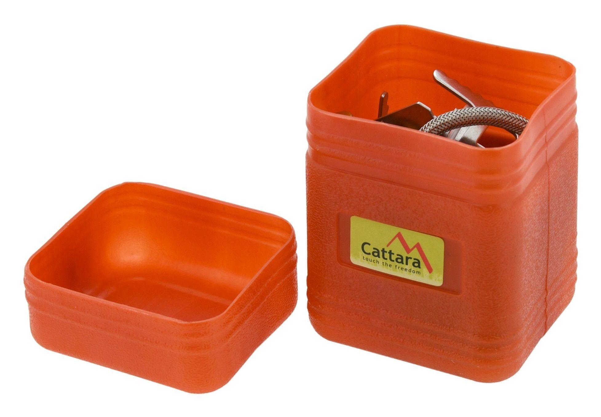 Plynový vařič kempingový stojánek CATTARA