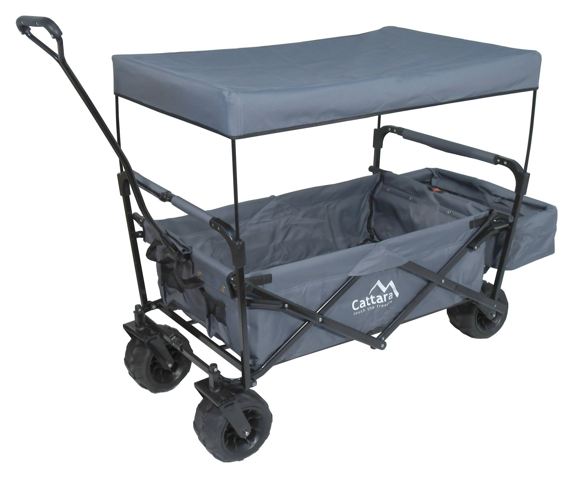 Kempingový vozík skládací TROGIR ROOF CATTARA