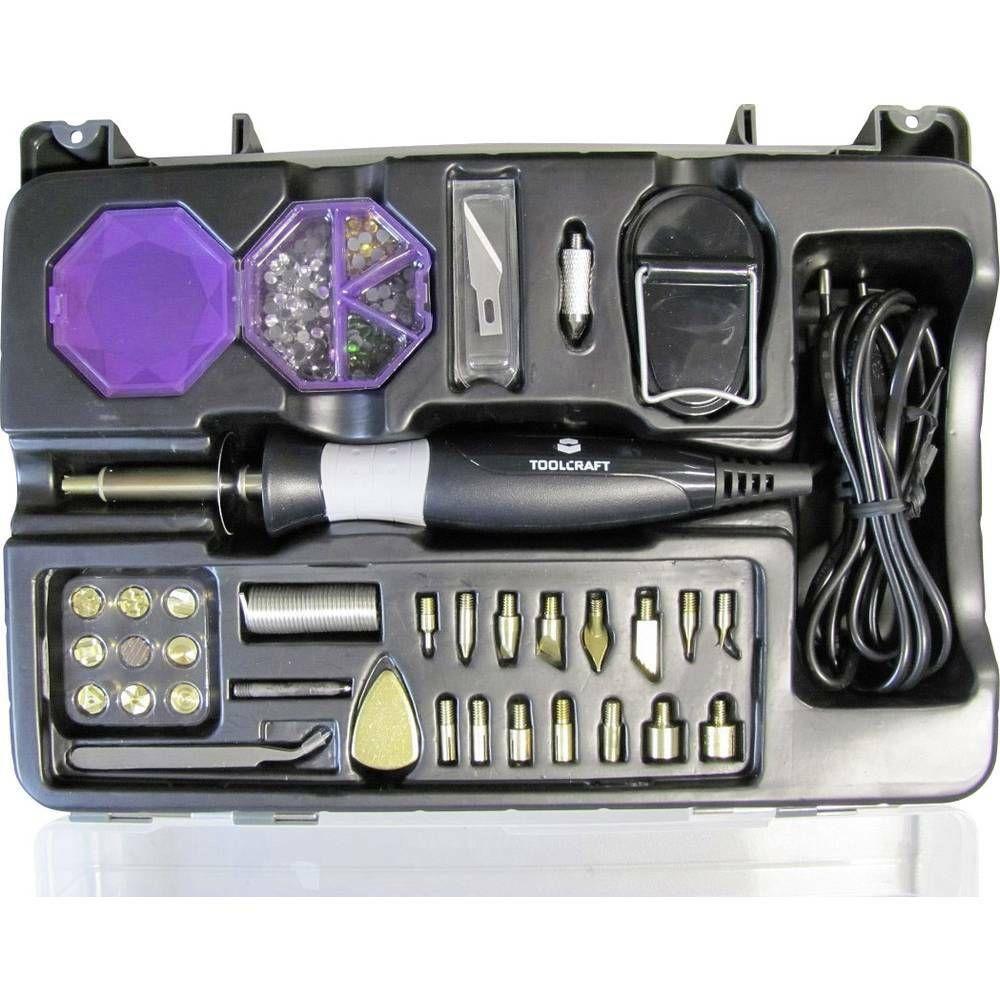 Kreativní a řezací pájecí pero KK-07025WD-2000 TOOLCRAFT