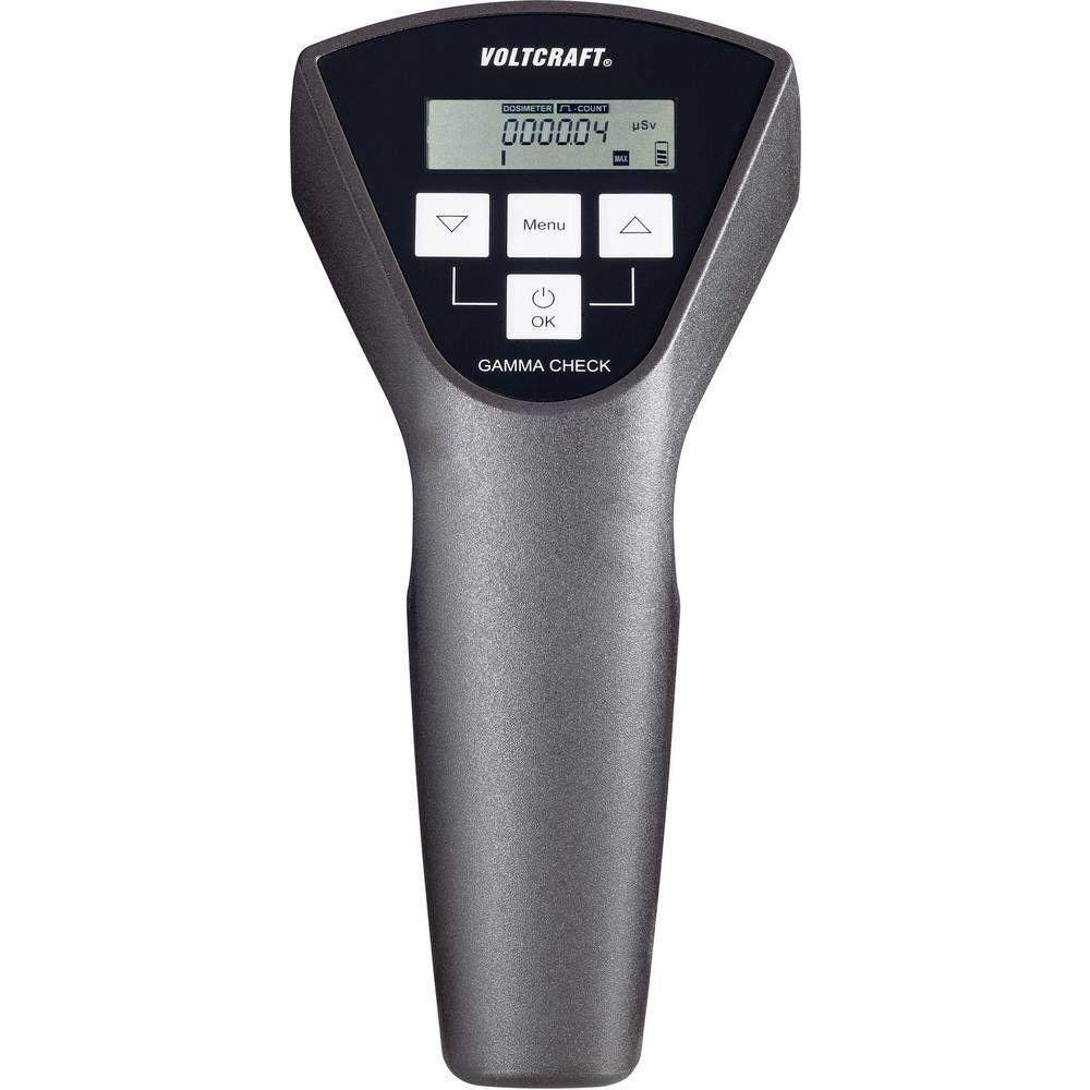 Geigerův čítač VOLTCRAFT Gamma-Check-Pro, 0,0001 - 999999 µSv