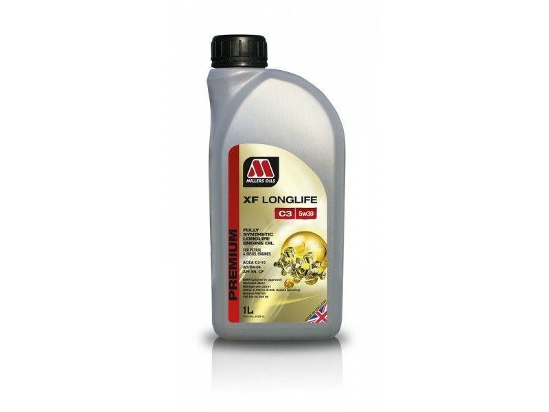 Millers Premium XF Longlife C3 5w30 1l MILLER OILS