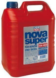 Motorový olej Liqui Moly Nova Super 15W40 5L